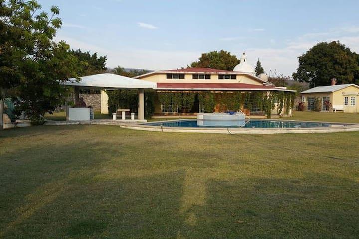 Casa de descanso en Ticuman Morelos - Ticumán - Dům