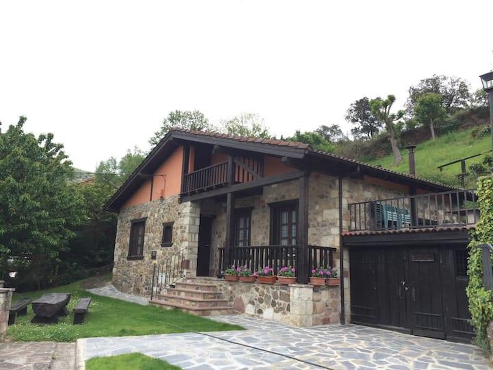 La Fragua Casa Rural 6/7 pax Potes-Picos de Europa