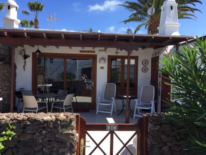 Casa Maria 2c bungalow met zeezicht