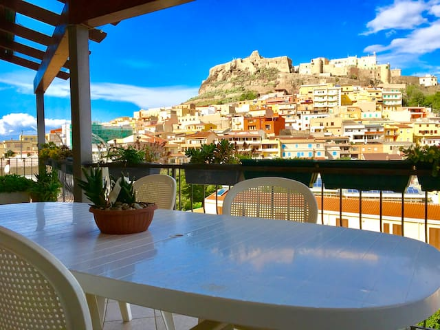 Nuovo appartamento vista mare a Castelsardo