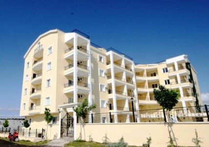 1 Bed Apt - Altinkum Turkey - 迪迪姆 - 公寓