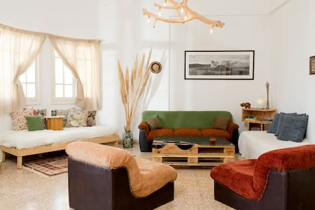 Room in apartment with port view - Beirut