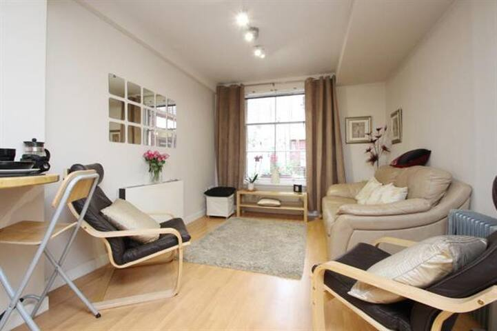 Central, Modern Merchant City Apartment - Glasgow - Appartement