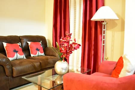 Cozy one bedroom apartment in New Kingston