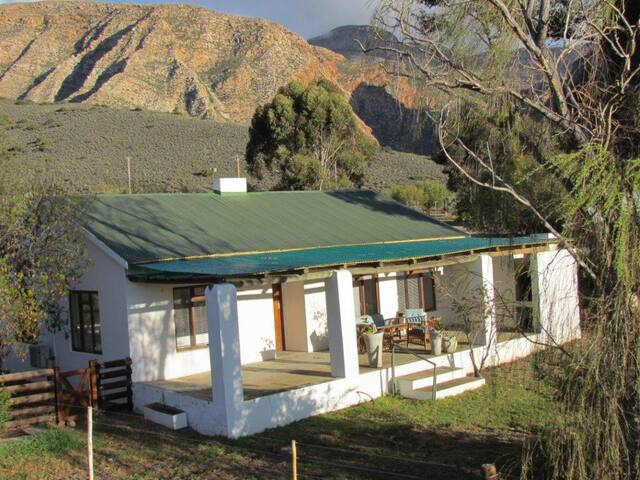 Frantoia Self-catering - Kredouw Olive Estate - Prince Albert - Casa de huéspedes