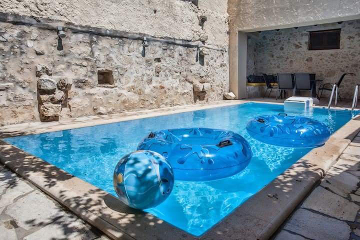 【DEAL】Dream Villa*Private Pool*Free WiFi! - Prines, Rethymno, Crete - Casa de camp