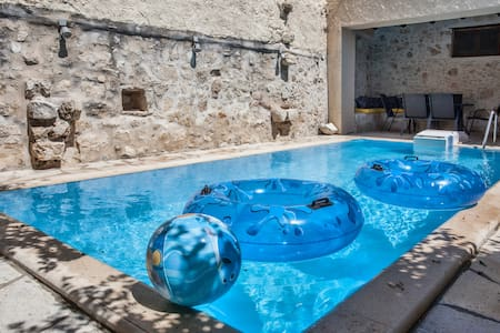 【DEAL!】Dream Villa*Private Pool*Free WiFi! - Prines Rethymno Crete - Casa de camp