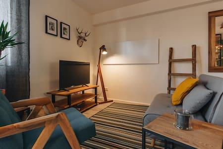 "Stylish cozy ""Studio A"" near Spittelau"
