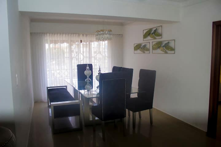 Two bedroom spacious apartment with 2 balconies