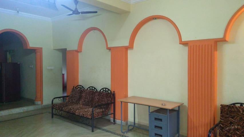 Gorgeous, modern hideout in Benaulim