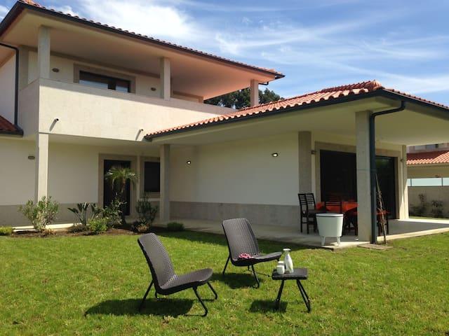 Luxe ruime villa, vlakbij zee, view - Viana do Castelo - Villa