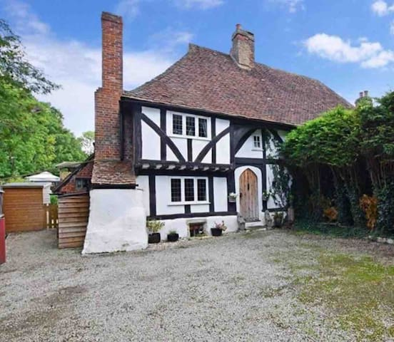 500 year old cottage