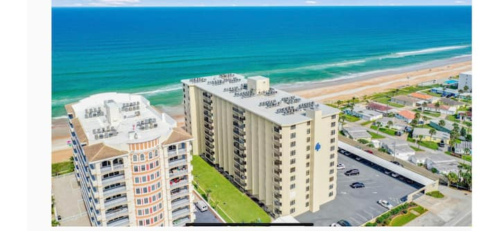 Beach Front Ormond by the Sea Rental