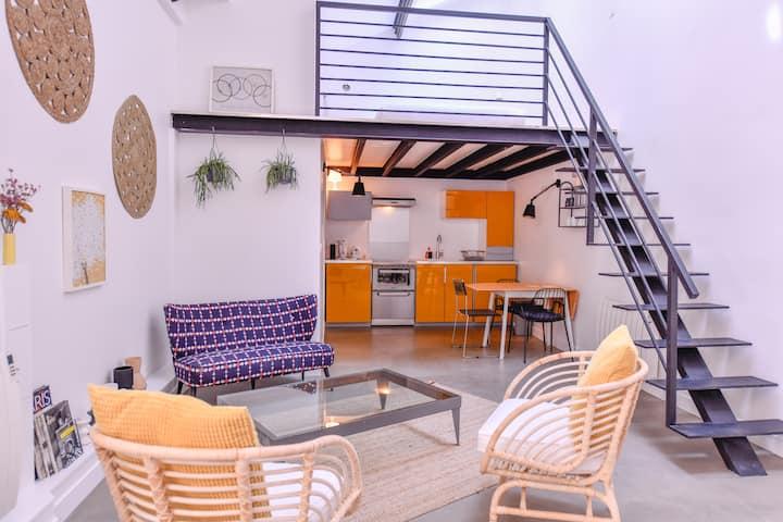 Goncourt Loft