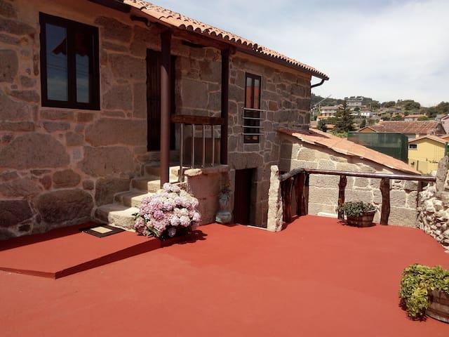 Bonita casa rústica en Pontevedra - Pontevedra - บ้าน