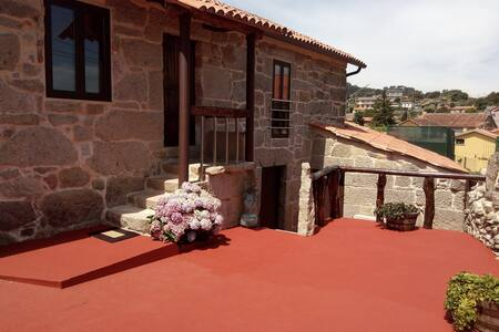 Bonita casa rústica en Pontevedra - Pontevedra - Huis
