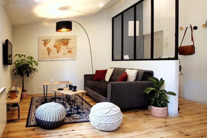 Aix en Pce - centre historique : logement 44 m2