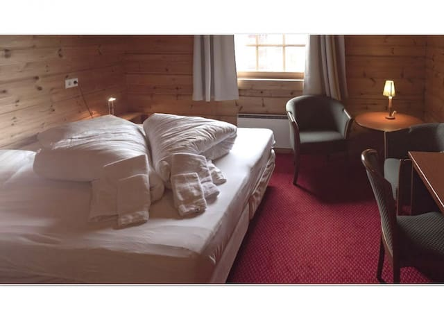 Paradise in Djupivogur Iceland - Double Room - Hotel Framtid