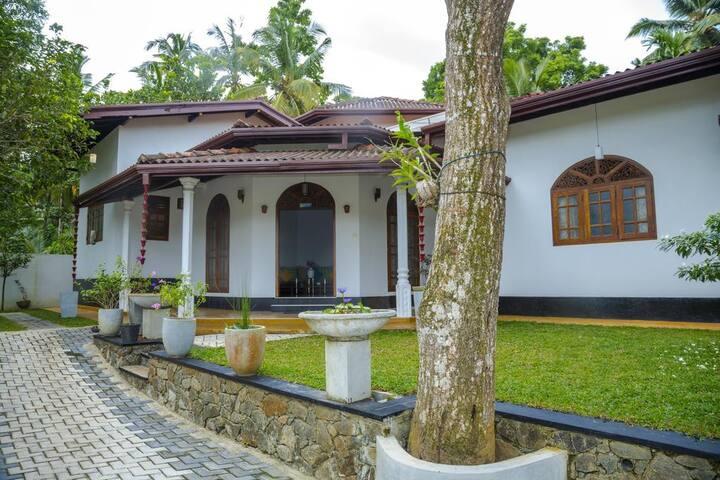 Deluxe Double Room, Villa Kumana Unawatuna