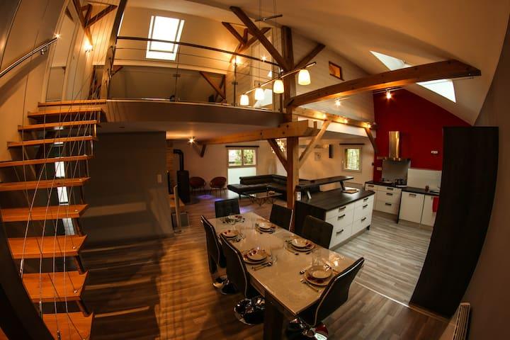 L'Atypique Vosgien - Bussang - House