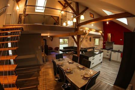 L'Atypique Vosgien - Bussang - Dům