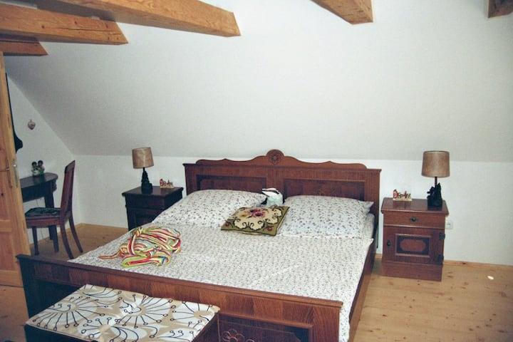 Dachzimmer in Pension im Böhmerwald [3]