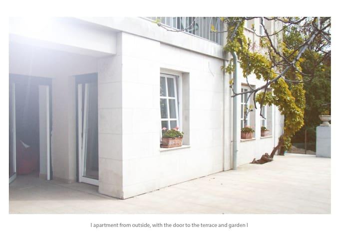 DETOX RESORT//Central Nordic-style villa-apartment - Budapest - Villa