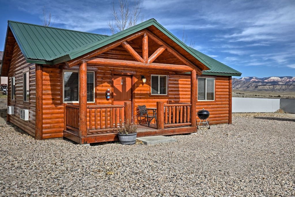 New 2br bryce canyon area cabin near hiking cabins for for Bryce canyon cabin rentals