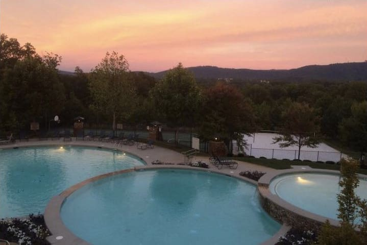 Mtn view room with Bath near UVA - Charlottesville  - Apartemen