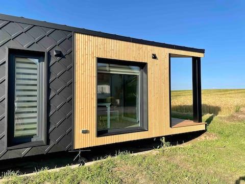 Behagliches/ modernes Tiny House mit Parkplatz