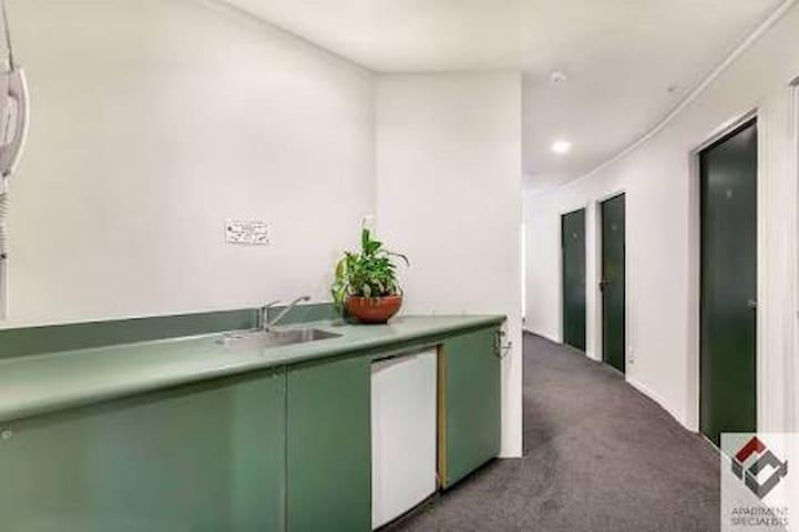 Private space in Auckland CBD
