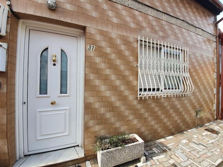 Casa adosada en el centro de Vigo