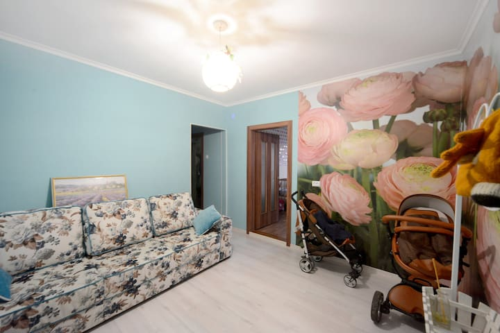next to the forest and Dnieper rive - Vyshhorod - Wohnung