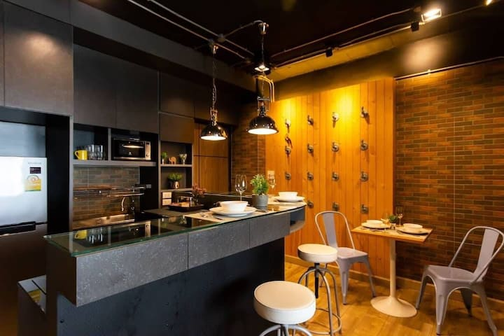Private Luxury Loft room in Chiang Mai City