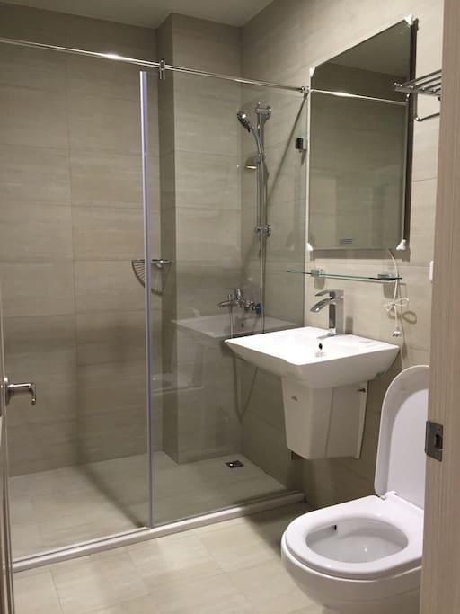 乾濕分離衛浴