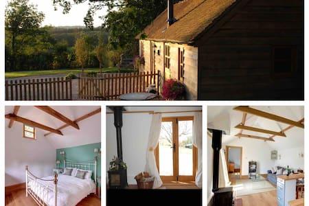 Cuckoo Barn - perfect hideaway