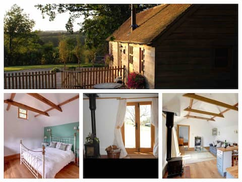 Cuckoo Barn - perfect cosy getaway