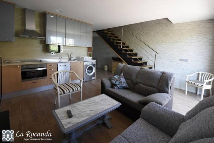 Apartamento La Rocanda A