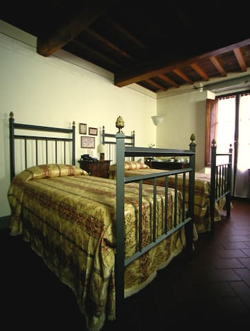 LOCANDA TINTI B&B Triple Room 4