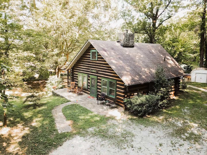 Tryon Log Cabin