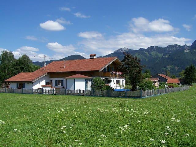 Schwangau Fewo Alpenjuwel, Ihr Zuhause im Allgäu