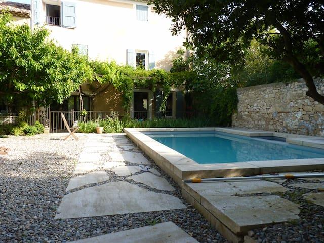 Maison de village provençale