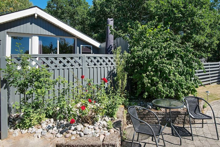 Cozy Holiday Home in Rønde Jutland with Private Pool