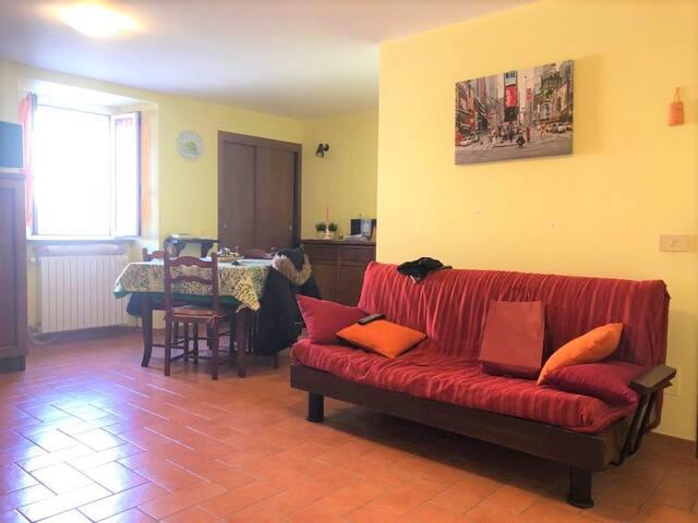 Delizioso appartamento a San Martino al Cimino