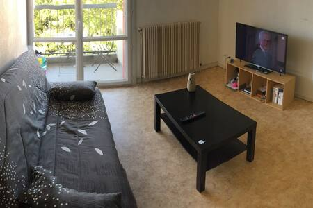 Bel appartement de 30mc centre - Lägenhet