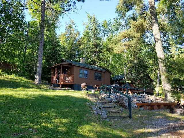 Aspen Cabin - at Vintage Vermilion Resort