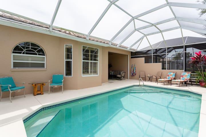 Heritage Palms Villa Rental