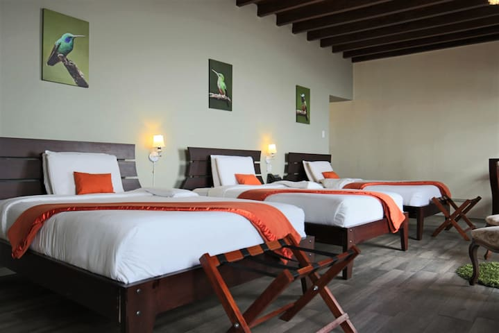 Hotel Colonial San Agustin - Triple Room