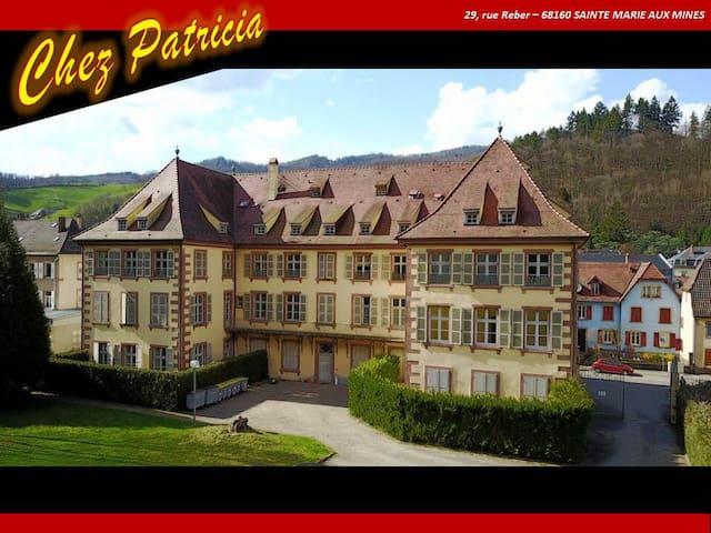 Chez Patricia  - Logement  3* pour 6 personnes