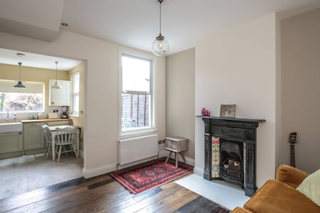Entire Victorian House, 10 mins King Cross